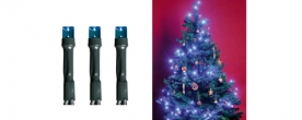 Home LED-es fényfüzér kék (KI 200 LED/BL)