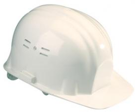 Opus szellőztetett védősisak, fehér (65100)