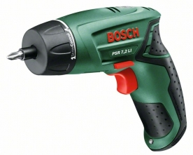 Bosch PSR 7,2 LI egyfokozatú akkus csavarozó (0.603.957.720)