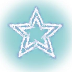 Home csillag ablakdísz (KID 503)