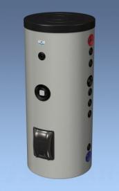 Hajdu STA 200C2 álló, 200 literes melegvíz tároló
