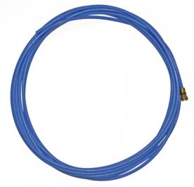 Iweld huzalvezető teflon 4 méter, kék