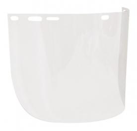 Visor látómező, polikarbonát 430x195 (60710)