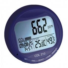 CDL 210 Hordozható CO2 mérő
