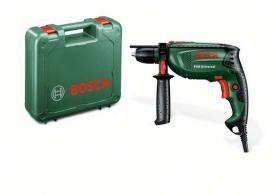 Bosch PSB Universal Exkluzív ütvefúrógép kofferban (060312800D)