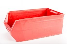 MH-2 box - piros