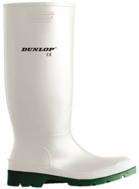 Dunlop Pricemastor gumicsizma, fehér, 40-es (GAND95640)