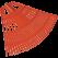 PrimaNet - Muta Lombseprű műanyag, nagyméretű, íves