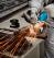 PrimaNet - Bosch GWS 750 sarokcsiszoló, 115 mm (0601394000)