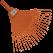PrimaNet - Lombseprű, pálcás fogú
