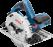 PrimaNet - Bosch GKS 55+ G kézi körfűrész (0601682000)