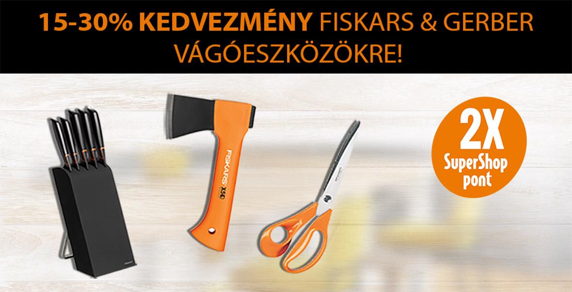 Fiskars&Gerber-vagoeszkoz